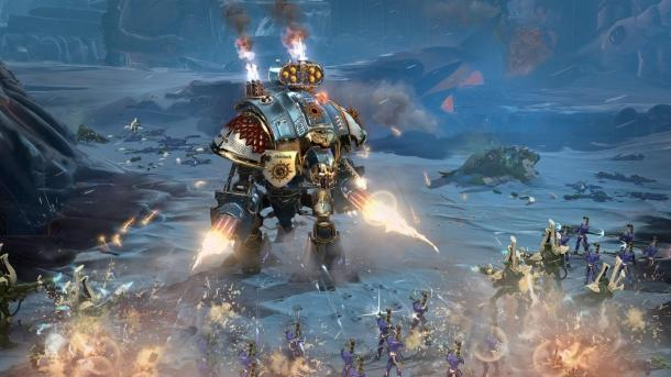 Screenshoty a umenie Warhammer 40,000: Dawn of War 3 Warhammer 40 000: Dawn of War 3