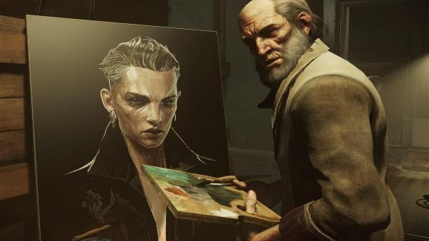 Uued pildid ja арты Dishonored 2 Dishonored 2: Darkness of Tyvia