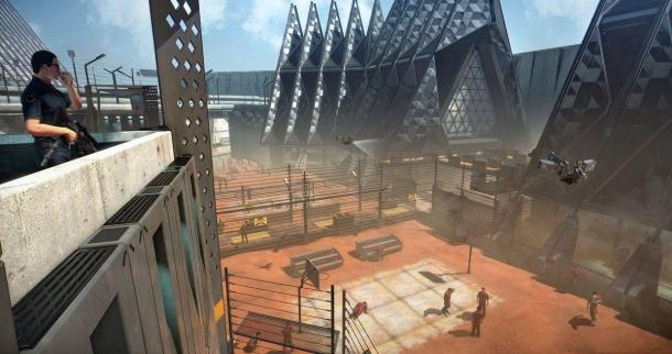 Screenshots of Firefox A Criminal Past for Deus Ex: Mankind Divided Deus Ex: Mankind Divided