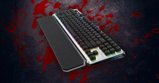 Review of the keyboard from A4Tech Bloody B845R Zobra.ru 's iron