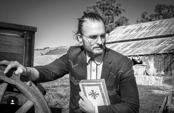 Actor Greg Brayk told about the villain of Far Cry 5 Joseph side Far Cry 5