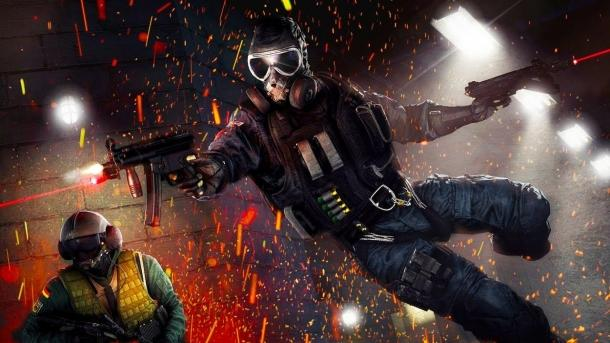 The authors of Rainbow Six Siege serves a very important edits Tom Clancy's Rainbow Six Siege