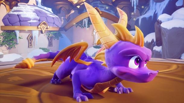 Announced a collection of reprints Spyro Trilogy are reignited Spyro Reignited Trilogy