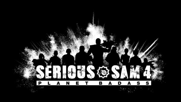The first part of Serious Sam 4: Planet of Badass Serious Sam 4