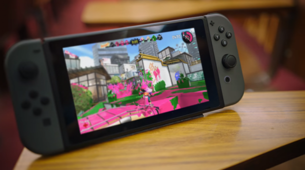 Nintendo Switch broke through the critical vulnerability of iron 's iron