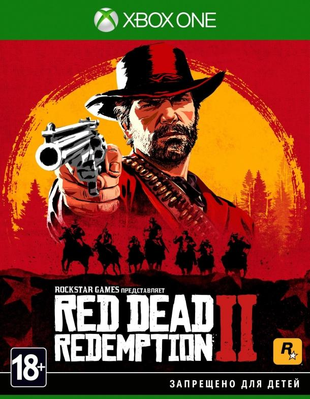 Screenshots and cover Red Dead Redemption 2 Red Dead Redemption 2