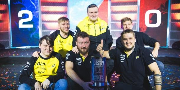 Na'vi CS:GO StarSeries šampión som Ligy Sezóny 5 Counter Strike: Global Offensive