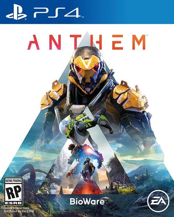 Four-minute Anthem, arts, screenshots, cover art Anthem