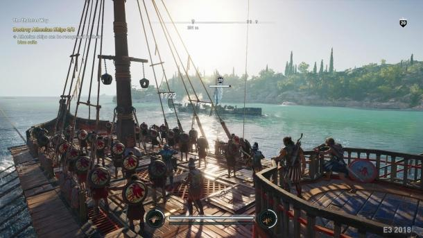 Prvé screenshoty z Assassin ' s Creed: Odysea Assassin ' s Creed: Odysea