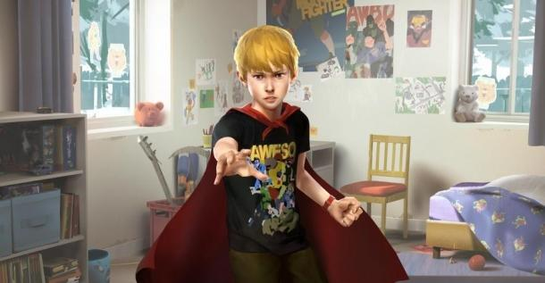 Game trailer The Awesome Adventures of Captain Spirit The Awesome Adventures of Captain Spirit