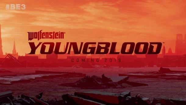 Tħabbira trejler għall-Wolfenstein: Youngblood Wolfenstein: Youngblood