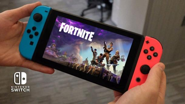 To Switch Fortnite will be released tonight Fortnite