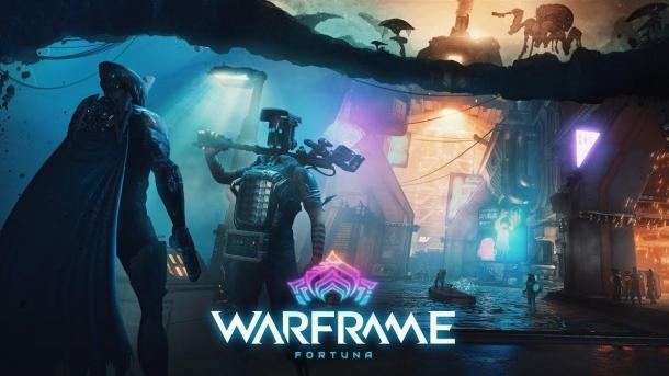 Announced addition to Fortuna Warframe and the port of the game to Switch Warframe