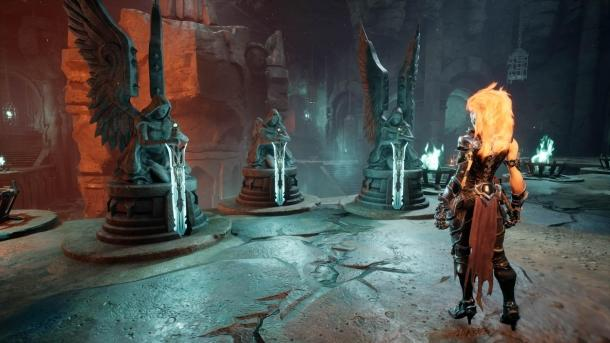 Nové screenshoty z Darksiders 3 Darksiders 3