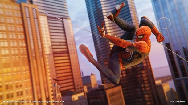 Hory hry a screenshoty Marvel Spider-Man Spider-Man