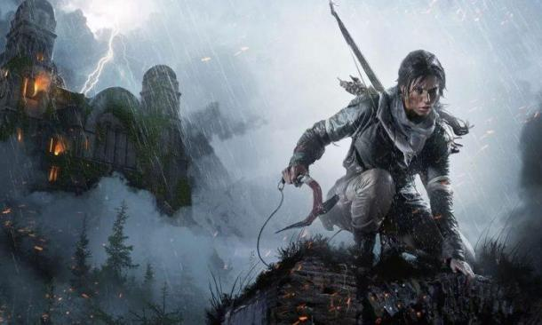 Prvých 15 minút Tieni Tomb Raider Shadow of the Tomb Raider