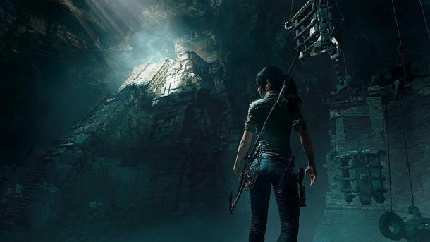 40 minútach hry Tieň Tomb Raider Shadow of the Tomb Raider
