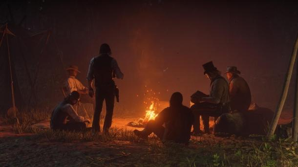 Another pack of screenshots for Red Dead Redemption 2 Red Dead Redemption 2