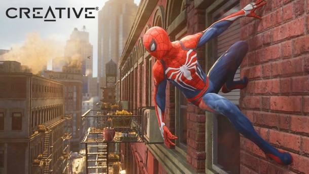 Update devices with Spidey! Game industry