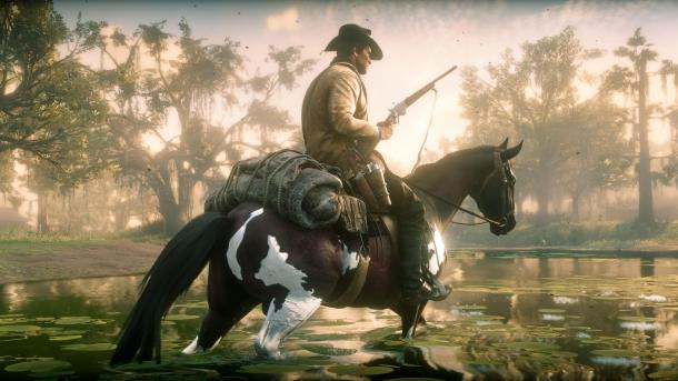 And again screenshots of Red Dead Redemption 2 Red Dead Redemption 2