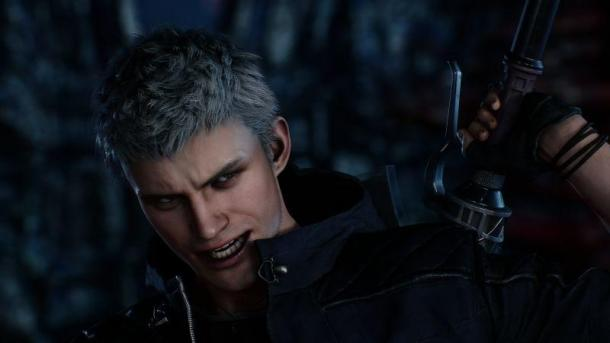 Fresh 23 minutes of Devil May Cry 5 Devil May Cry 5