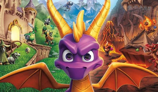 Another 45 minutes are reignited Spyro Trilogy Spyro Reignited Trilogy