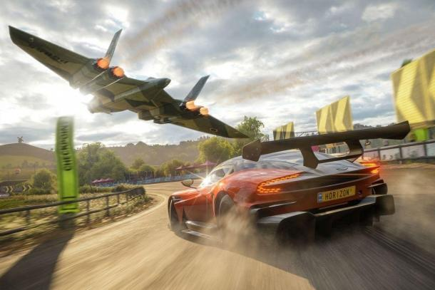 4-hour long stream Forza Horizon 4 Forza Horizon 4