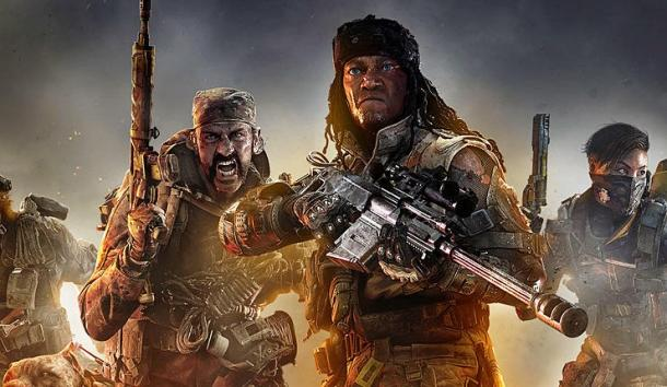 Humorous promotional videos Call of Duty: Black Ops 4 Call of Duty: Black Ops 4