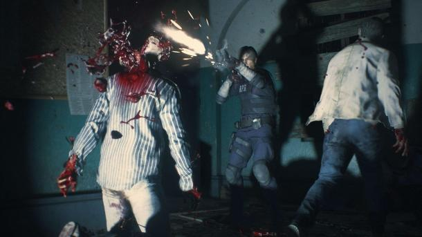 Another pack of screenshots for Resident Evil 2 Remake Resident Evil 2 Remake