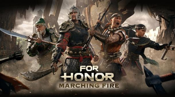 Trailer additions for a Marching Fire For Honor For Honor