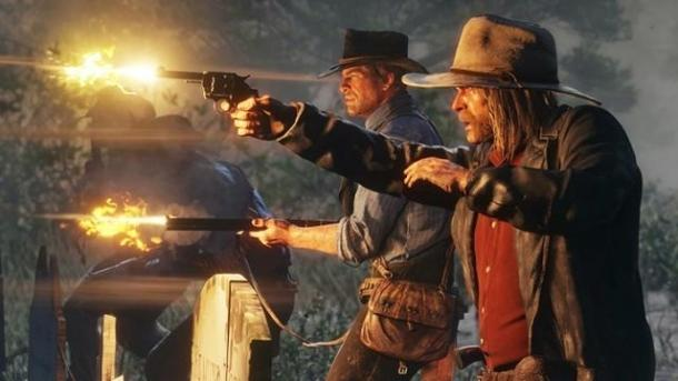გამოშვების trailer for Red Dead Redemption 2 Red Dead Redemption 2