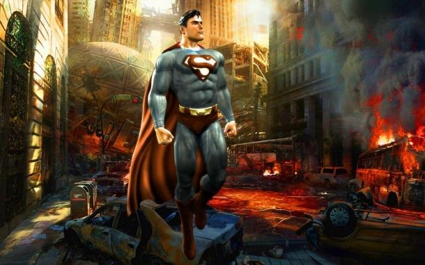 Rocksteady not developing the game Superman Game industry