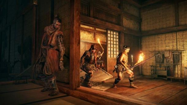 New gameplay and details Sekiro: Shadows Die Twice Sekiro: Shadows Die Twice
