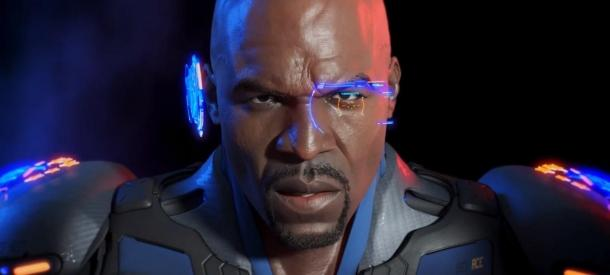 Launch trailer and opening splash Crackdown 3 Crackdown (2014)