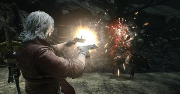 20 minutes of gameplay Devil May Cry 5 Devil May Cry 5