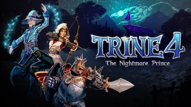 Announcement trailer Trine 4: The Nightmare Prince Trine 4: The Nightmare Prince