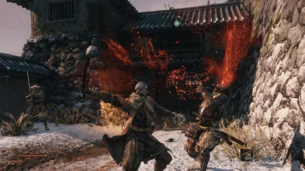 Teaser on uus boss ja pildid Sekiro: Shadow Die Twice Sekiro: Shadows Die Twice