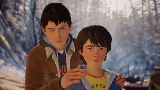 A teaser for the third episode of Life is Strange 2 Life is Strange 2