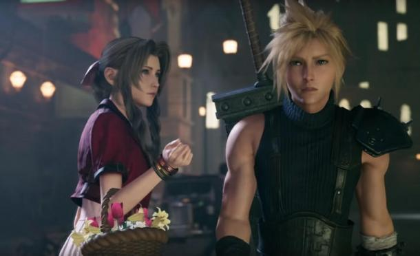 Trailer Final Fantasy VII Remake with State Of Play Final Fantasy VII Remake