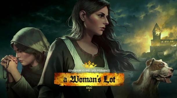 The trailer for the release of add A Woman's Lot for Kingdom