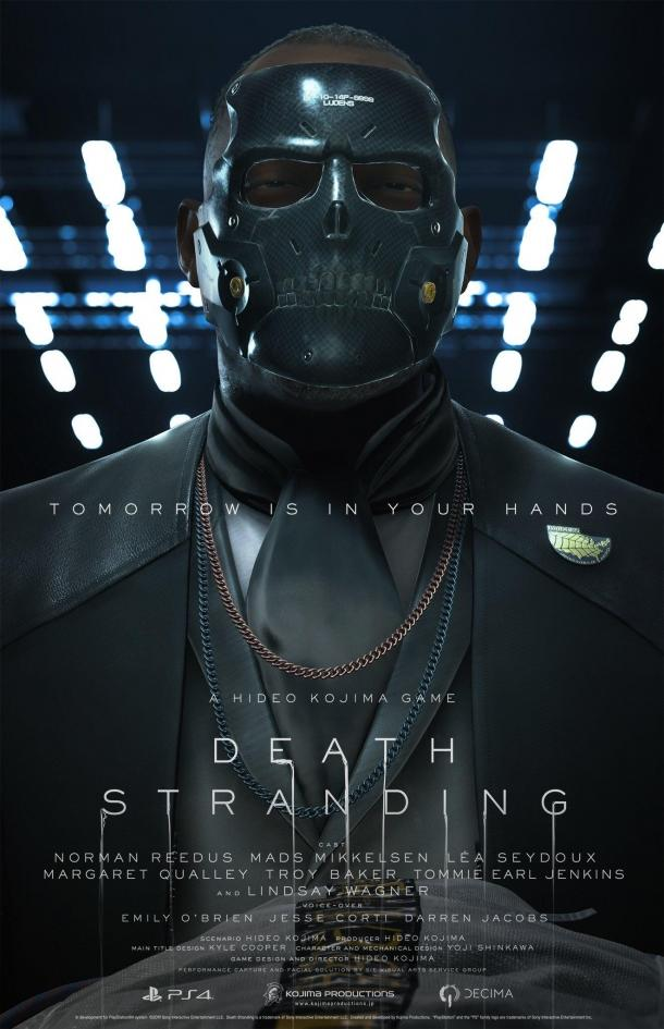 Screenshots and posters Death Stranding Death Stranding