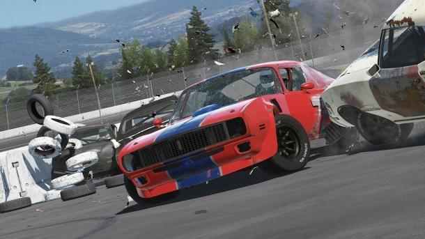 The trailer for the opening of pre-orders Wreckfest on consoles Next Car Game: Wreckfest