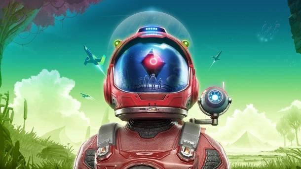 Teaser major additions BEYOND for No Man's Sky No Man`s Sky