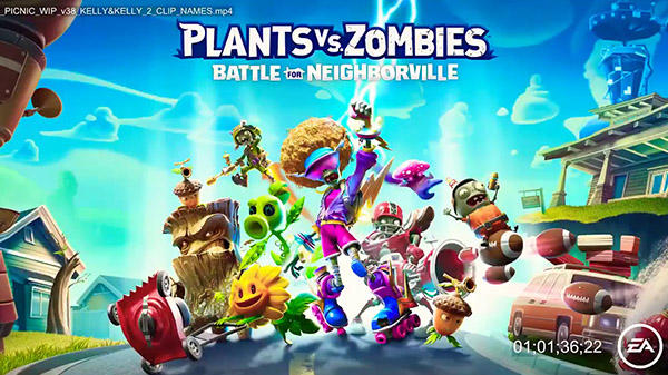 Fusion haagis Plants vs Zombies: Battle for the Neighborville Plants vs. Zombies Garden Warfare 2