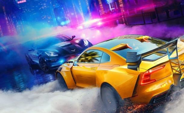 Debutový trailer na Need for Speed Heat Need for Speed Heat