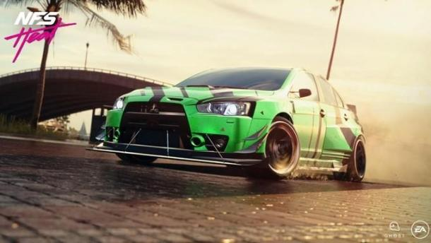 Trailer oyun Need for Speed Isı Need for Speed Heat