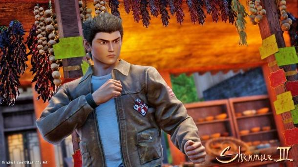 Slot machines and monsters in new trailer for Shenmue III Shenmue 3