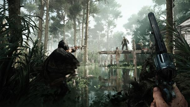 A release trailer for Hunt: Showdown HUNT: Horrors of the Gilded Age