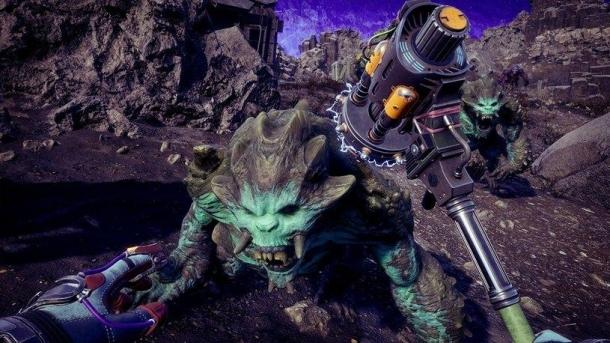 Come to Halcyon - nový trailer hry The Outer Worlds The Outer Worlds
