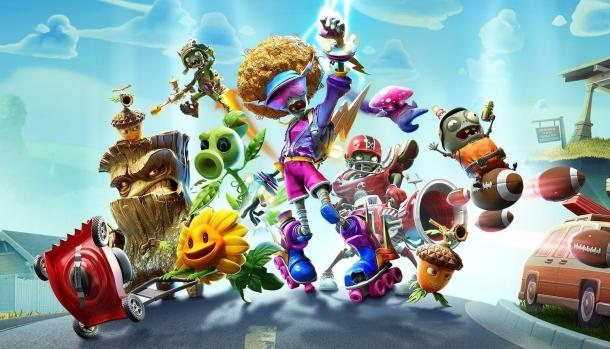 Анонсирующий Trailer zu Plants vs. Zombies: Battle for Neighborville Plants vs. Zombies: Battle for Neighborville